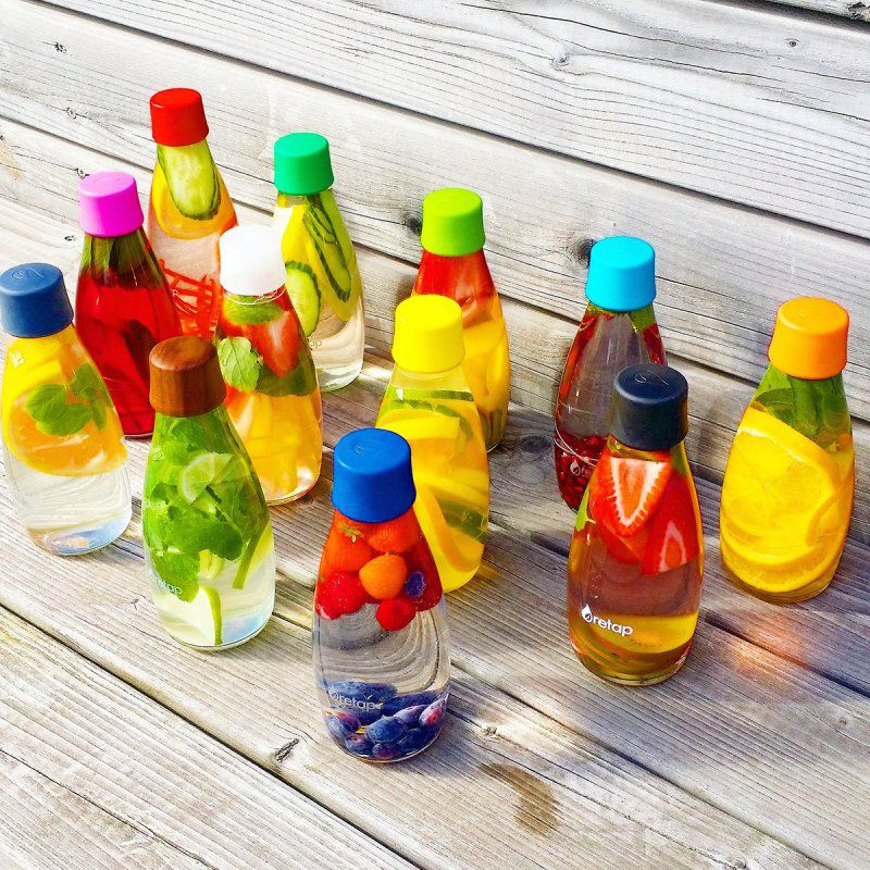 6 tipů na láhve pro ty, co chtějí šetřit přírodu