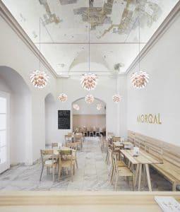 Cafe Morgal