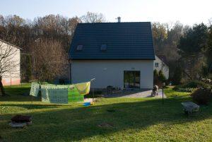 kompletní rekonstrukce rodinného domu z 50. let