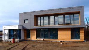 Pasivní dům v Lázních