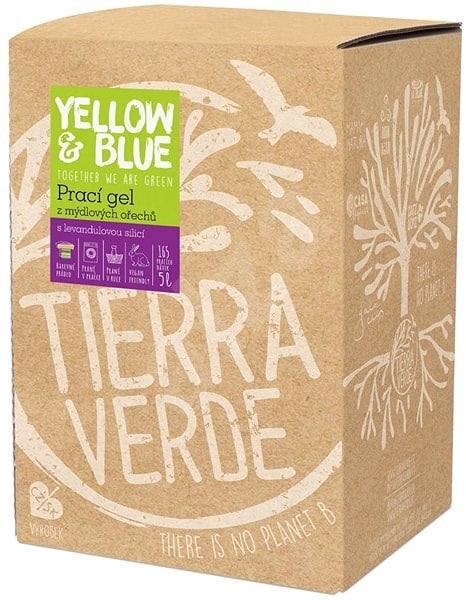 Prací gel Yellow&Blue
