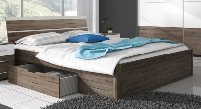 Postele z lamina, kovu či masivu. Na které se vám bude dobře spát a se kterou prožijete více roků?