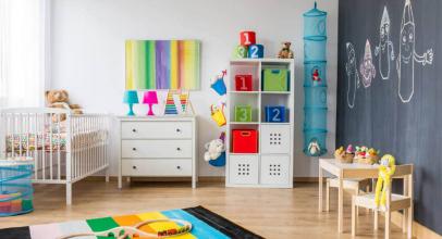 Jak zařídit dokonalý dětský pokoj