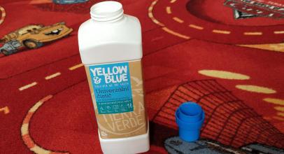 Jak čistí univerzální čistič Yellow&Blue? Ekologicky, avšak účinně