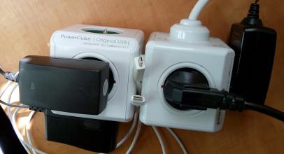 PowerCube – k nezaplacení pro objemné adaptéry, nepřítel stand-by režimů