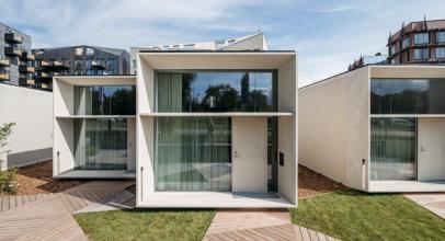 Podívejte se na udržitelné domy KODA