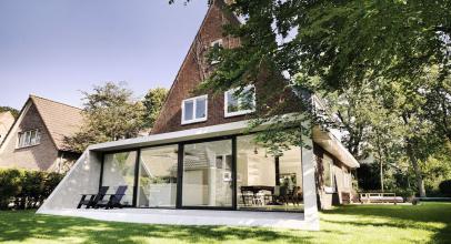 Modernizace domu z roku 1932 v Holandsku od Space Encouters