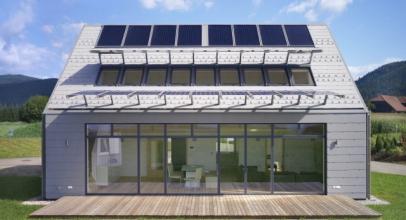 Domy s minimálními náklady na energie? To jsou Solar Active Houses