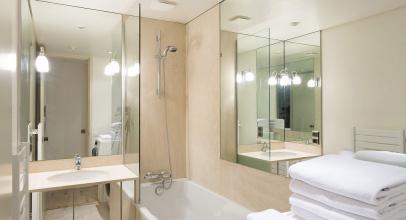 7 tipů na rekonstrukci malé koupelny