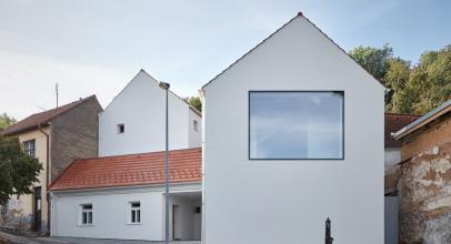 Rodinný dům v Jinonicích od Atelier 111