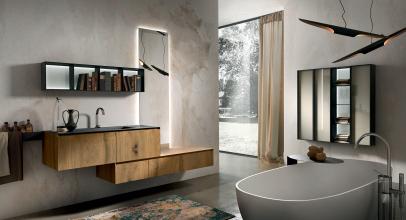 V čem tkví kouzlo italského designu koupelen?