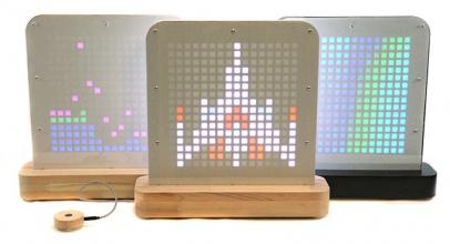Milujete pixely? Pak mrkejte na lampu Posti Light